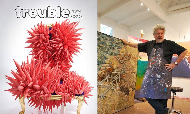 Trouble Magazine