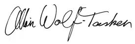 Allan Wolf-Tasker